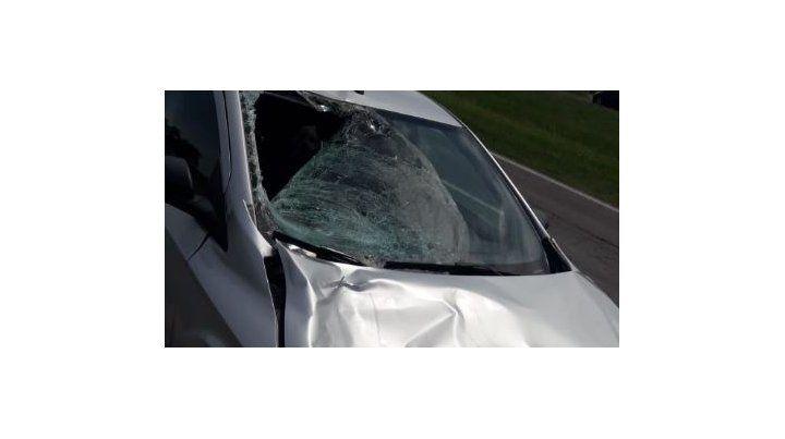 Un hombre está grave tras ser atropellado en la autopista a Córdoba