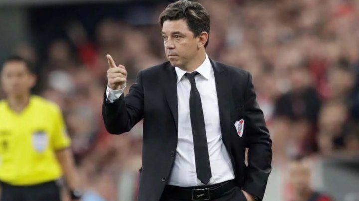 Desde España aseguran que Gallardo está en la mira de Barcelona