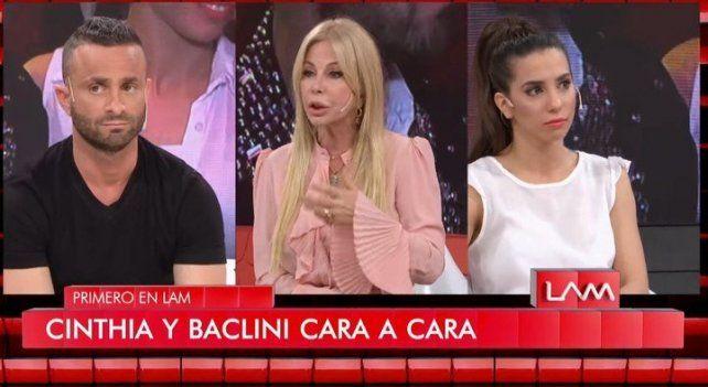 Alfano destrozó al empresario rosarino Martín Baclini