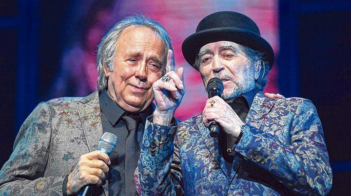 No hay dos sin tres. Así se llama el nuevo espectáculo de la famosa dupla. Esta vez no pasarán por Rosario.