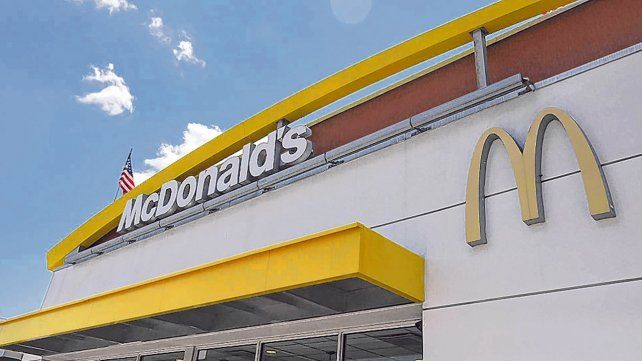 Mc Donalds. Considera que representa una violación del código de conducta interna que rige para los empleados.