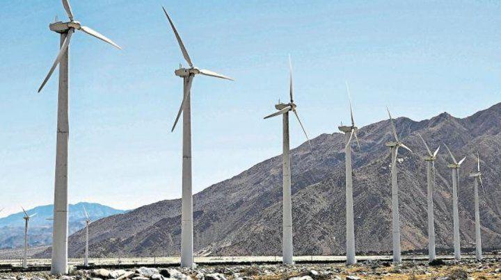 Parques eólicos: paralizan cuatro construcciones