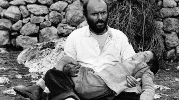 Antonutti. Tuvo una carrera ecléctica como actor y narrador.