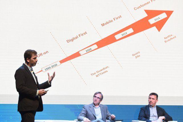 El cambio de reglas de juego que impone la digitalización