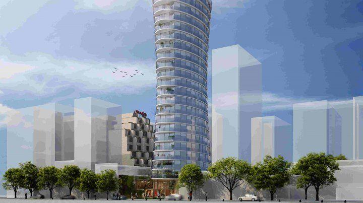 Primeras imágenes del Complejo Hampton by Hilton Rosario