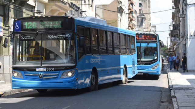 Santa Fe acude a la Nación por subsidios al transporte