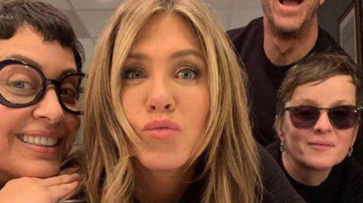 Jennifer Aniston contó la verdadera razón por la que se abrió una cuenta en Instagram