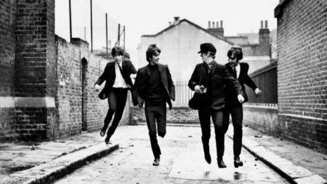 La onda Beatle se extendió a lo largo de planeta.