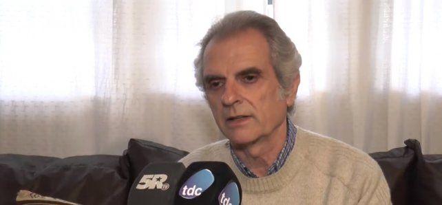 Néstor Parnasso, el jefe comunal electo.