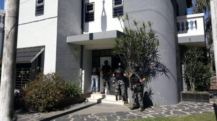 La casa de La Curandera en Echagüe al 6200