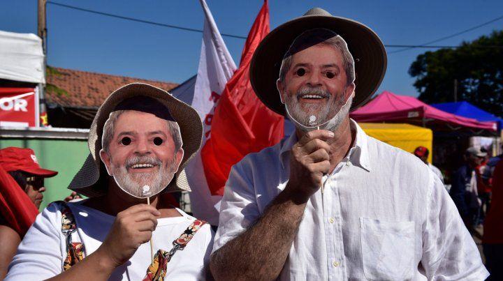 La corte de Brasil votó un fallo que permite la liberación de Lula