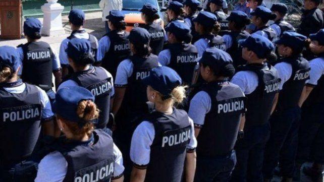 El 70 por ciento de las mujeres policía sufrió violencia de género en el trabajo