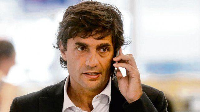 El ministro Hernán Lacunza.