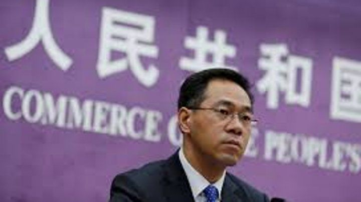 Portavoz del Ministerio de Comercio de China
