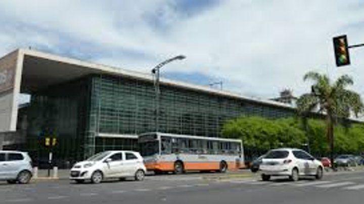 El cliente fue llevado al Hospital de Clemente Alvarez (Heca).