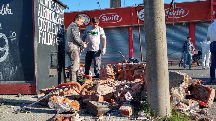 Un nuevo choque violento en el acceso por la autopista a Córdoba