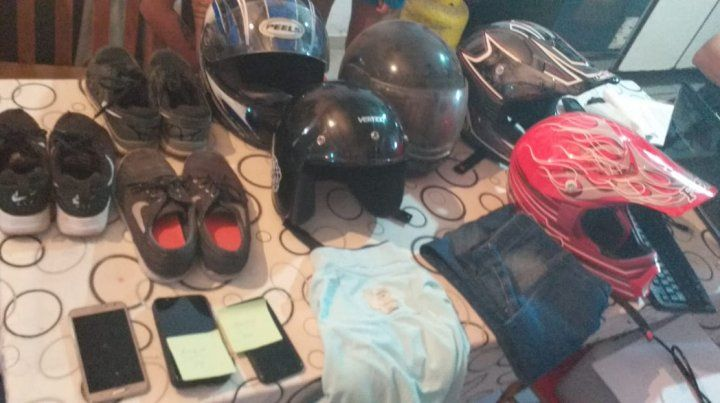Intensa búsqueda de tres sospechosos de haber asaltado la concesionaria de Paraguay al 200