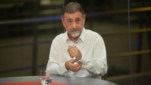 Jefe de Bloque. Carlos Caserio.