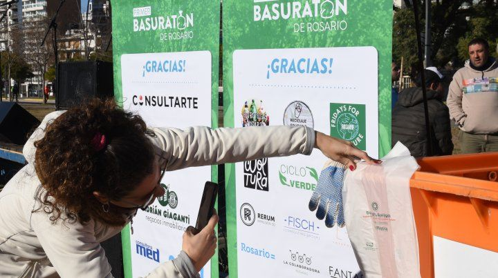 Se viene otra edición del Basuratón, la actividad para juntar y reciclar residuos