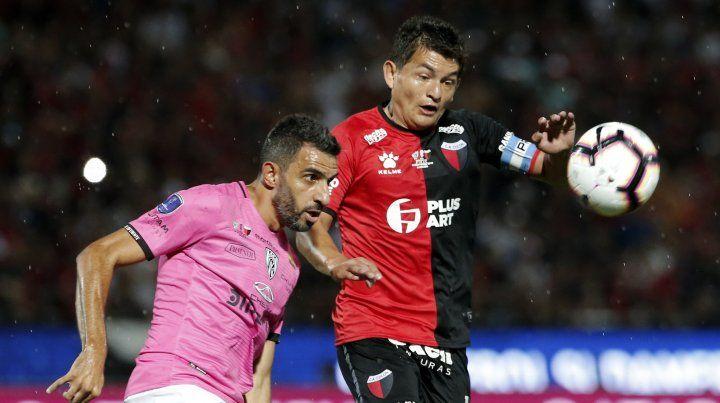 Colón dejó todo en la final de la Copa Sudamericana pero no pudo con Independiente del Valle