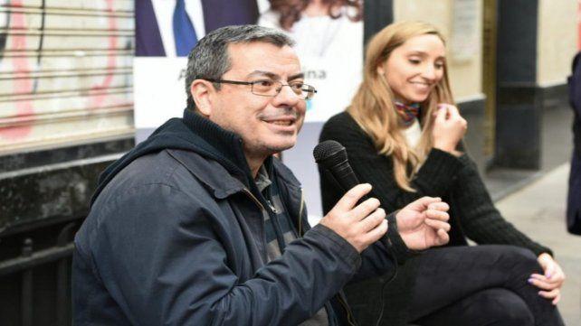 Congreso. Martínez dijo que habrá una agenda cargada de temas productivos.