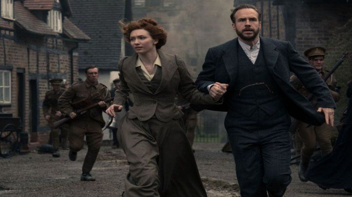 La miniserie de la BBC se estrena en Europa Europa.