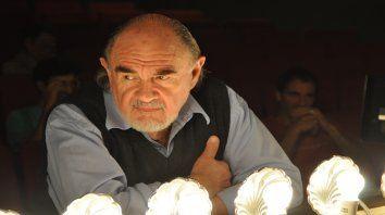 Néstor zapata. El director presentará su cuarta película en Mar del Plata y asistirá con Machín a la presentación.
