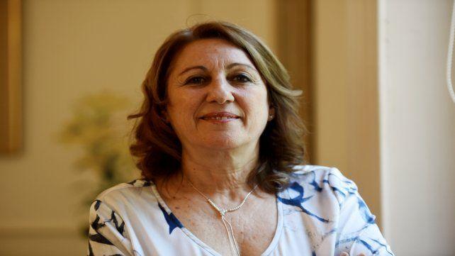 La intendenta Mónica Fein charló a solas con La Capital a poco de finalizar su mandato.