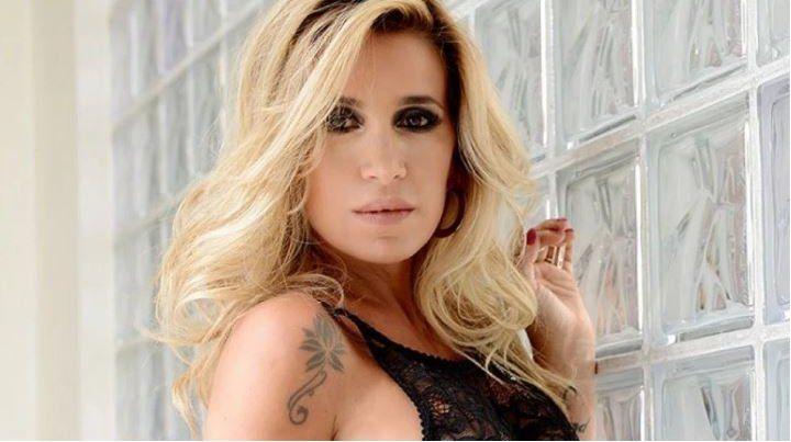 Florencia Peña festejó sus 45 años con un desnudo total