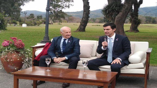 Fin de ciclo. El gobernador Juan Manuel Urtubey fue candidato a vicepresidente junto a Roberto Lavagna.