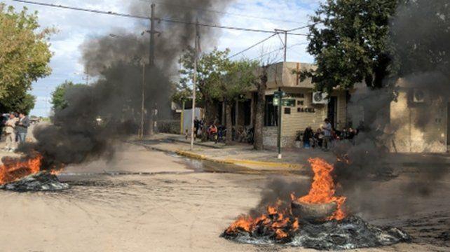 Aumenta la tensión en Maciel y cotran la autopista a Santa Fe - La Capital (Rosario)