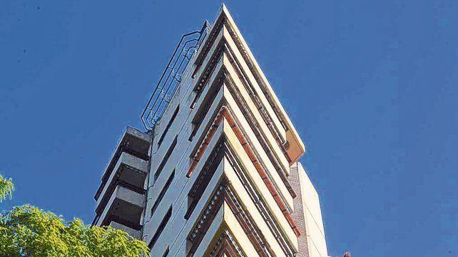 Edificio tranvía. Una de las obras de la arquitecta Matilde Luetich
