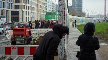 Ilusión y realidad: a 30 años de la caída del muro de Berlín
