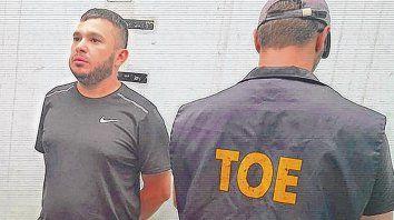 bajo sospecha. Aunque no tiene causas por narcotráfico, Esteban Alvarado es sospechado de liderar ese negocio.