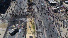 Chile: condenan el uso excesivo de la fuerza en las protestas