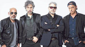 al ruedo. Pali Silvera, Victor Bertamoni, Manuel Moretti y Eduardo Minervino componen Estelares.