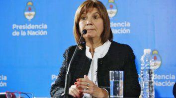 Bullrich confirmó que entraron funcionarios bolivianos al país