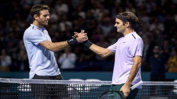 El tandilense y el suizo de Basilea se conocen muy bien del circuito ATP, son amigos y también grandes rivales.