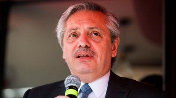 Alberto F. calificó de falacia el proyecto de Presupuesto de Macri