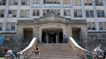 La víctima, de 49 años, está internada en el hospital Interzonal de Mar del Plata.