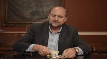 Perotti enviará un proyecto para modificar la ley de Ministerios.