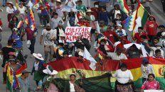 Pese a la represión del viernes a la noche, ayer los cocaleros volvieron a salir en Cochabamba.