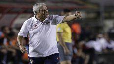 Goleado. El Tolo cayó 3 a 0 ante México, que dirige el Tata Martino.