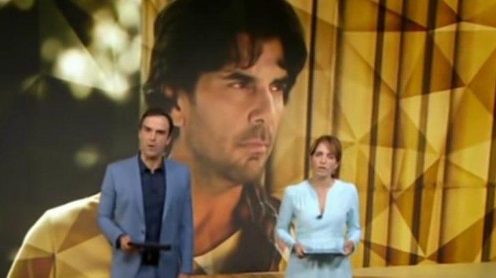 La televisión brasileña presentó un informe sobre el caso de abuso sexual que involucra a Juan Darthés