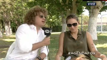 Rocío Oliva dijo que Diego seguramente se irá de Gimnasia
