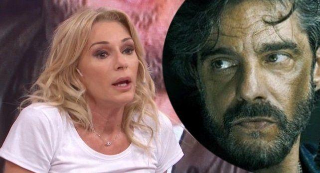 Yanina Latorre se cruzó con Fabián Mazzei y tuvo miedo