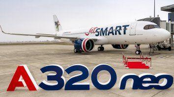 JetSmart incorporó su cuarto avión y volará dos nuevas rutas desde Rosario
