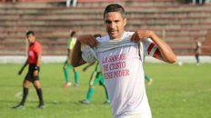Goleador. Palavicini López, con pasado en el fútbol local y hoy en Real Santa Cruz. El pueblo boliviano no se merece todo esto.