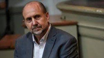 Omar Perotti reúne al PJ provincial