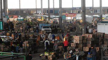 Mayoristas. Los productos primarios aumentaron 3,1% en octubre.
